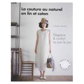 """Livre """"La couture au naturel en lin et coton"""""""