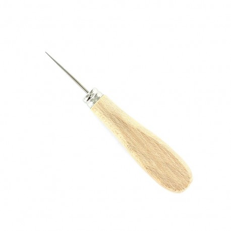 Awl leather tool - natural