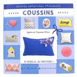 """Livre """"Coussins"""""""