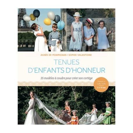 """Books """"Tenues d'enfants d'honneur"""""""