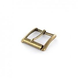 Roller buckle Jeanne - bronze