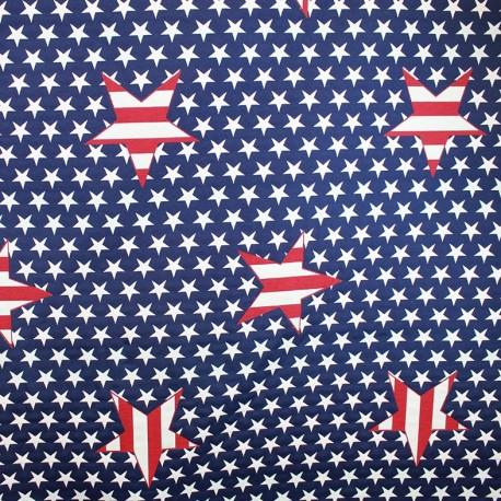 Tissu American Star