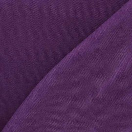 Cotton Canvas Fabric - CANAVAS Mauve x 10cm