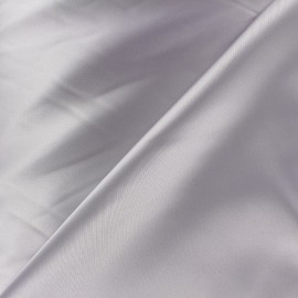 Lining fabric - pearl grey x 10cm