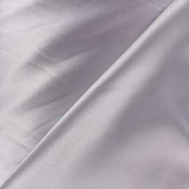 Tissu doublure gris perle x 10cm