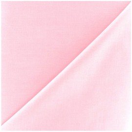 Cotton Veil Fabric - Pink x 10cm