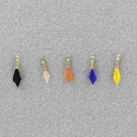 Plume pendant - Artisan - set of 5