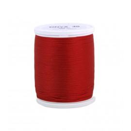 Bobine Onyx 40 ultra haute résistance 200 m rouge