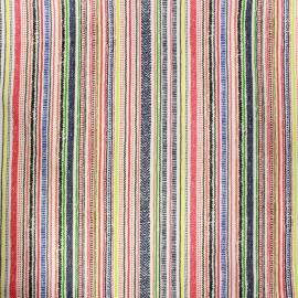 Tissu enduit coton Majorque x 10cm