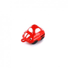 Little bell car - red