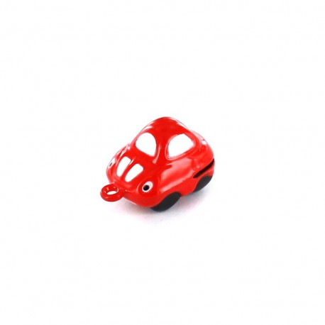 Little bell car - red