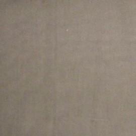 ♥ Only one piece 120 cm X 148 cm ♥ Jersey sponge velvet fabric - taupe