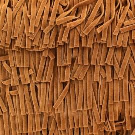 Velvet fringe Yakamas - camel x 50cm
