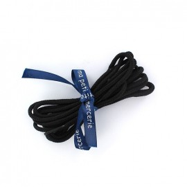 Shoe laces Marco - black (x2)