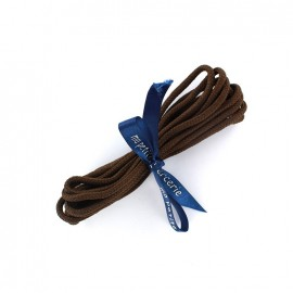 Shoe laces Marco - brown (x2)