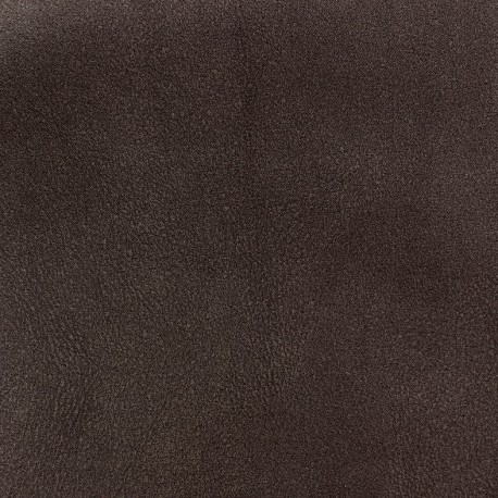 Suede fabricApache - brown x 10cm