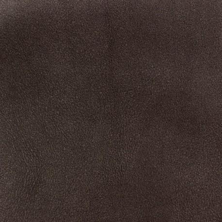 Tissu Suédine Apache marron x 10cm