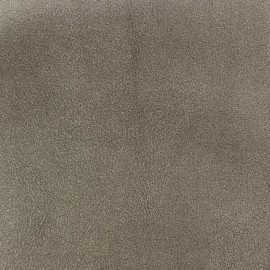Suede fabricApache - grey x 10cm