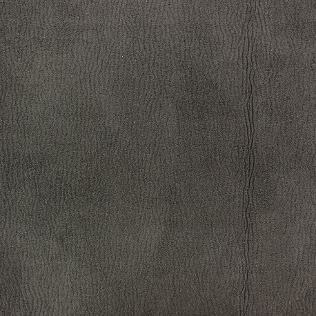 Suede fabric Texas - anthracite x 10cm