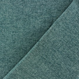 Flannel fabric Verona - petrol blue x 10cm