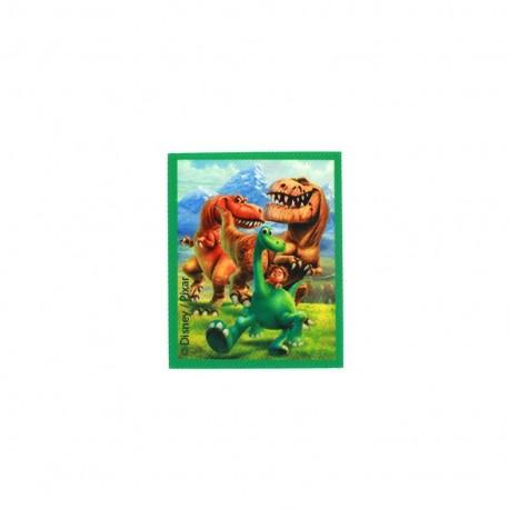Iron on canvas patch The Good Dinosaur - B