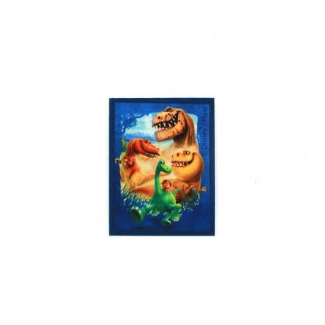 Iron on canvas patch The Good Dinosaur - C
