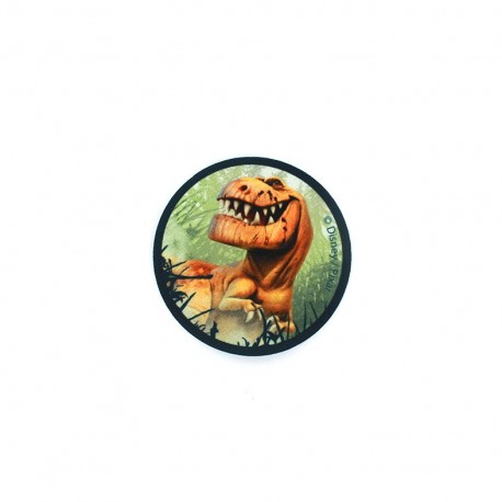 Iron on canvas patch The Good Dinosaur - F