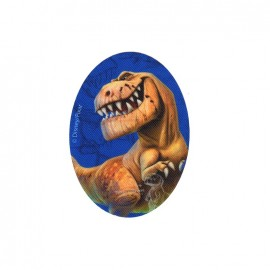 Iron on canvas patch ovale The Good Dinosaur - G