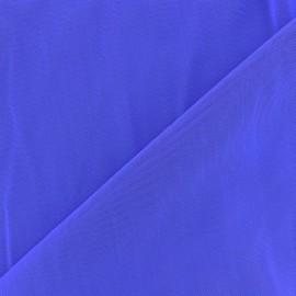 Tissu gainant PowerNet résille silhouette - bleu roy x 10 cm