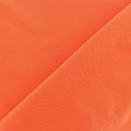 Powernet fabric – neon orange x 10cm