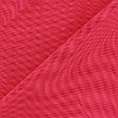 Tissu gainant rouge x 10 cm