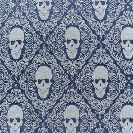 Tissu Jeans stretch Hamlet - bleu x 10cm