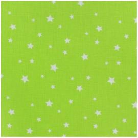 ♥ Coupon tissu 45 cm X 140 cm ♥ Tissu enduit coton Scarlet anis