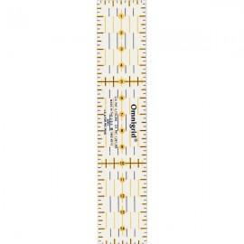 Règle patchwork Omnigrid 3 x 15 cm