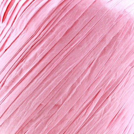 Papier créatif rose (pelote de 9m)