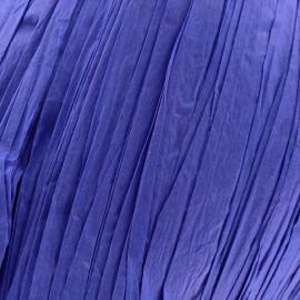 Raphia bleu roy (pelote de 55m)