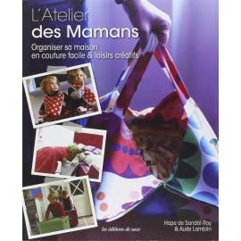 """Livre """"L'Atelier des mamans"""""""