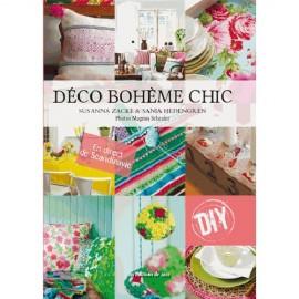 """Livre """"Déco bohème chic"""""""