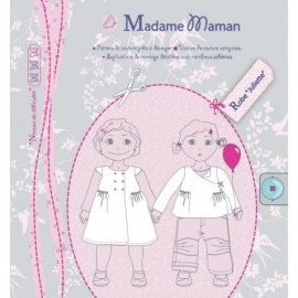 Juliette sewing Pattern - Madame Maman Dress