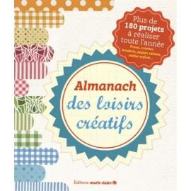 """Livre """"Almanach des loisirs créatifs"""""""