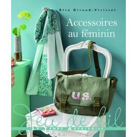 "Book ""Accessoires au féminin"""