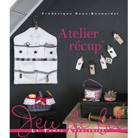 """Livre """"Atelier récup'"""""""