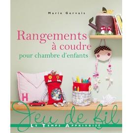 """Book """"Rangements à coudre pour chambre d'enfants"""""""