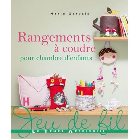 Book rangements coudre pour chambre d 39 enfants ma - Rangement pour petite chambre ...