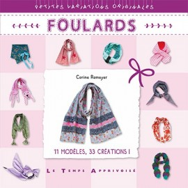 "Book ""Foulards"""