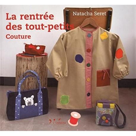 """Livre """"La rentrée des tout-petits - Couture"""""""
