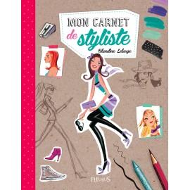 """Livre """"Mon carnet de styliste"""""""