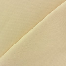 Tissu Burling - crème x 10cm