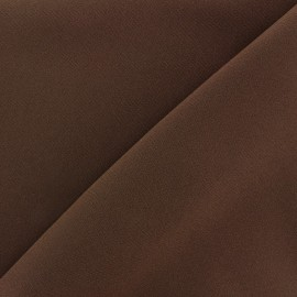 Burling Fabric - chocolate x 10cm
