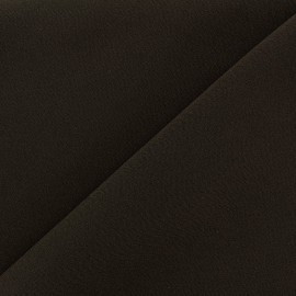 Burling Fabric - dark brown x 10cm